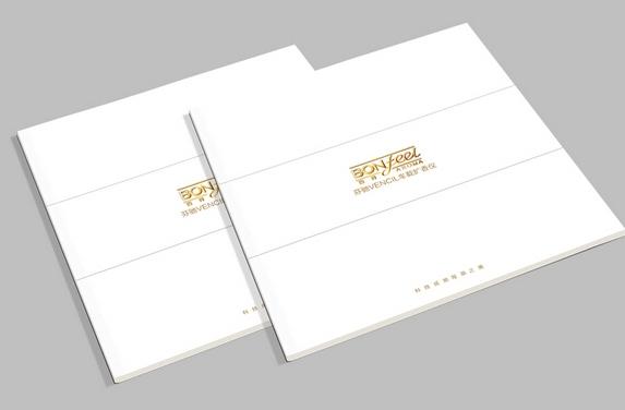 广州画册印刷设计价格 广州的画册封面设计印刷