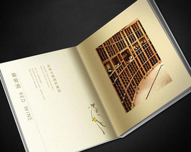广州毕业设计画册印刷价格 广州正规画册印刷公司