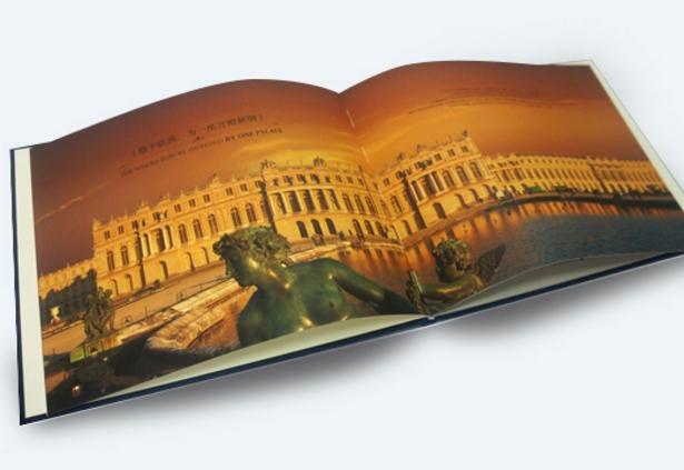 广州白银画册设计印刷 广州画册印刷的价格