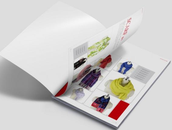 广州工作服画册设计制作 广州广告设计书刊画册印刷