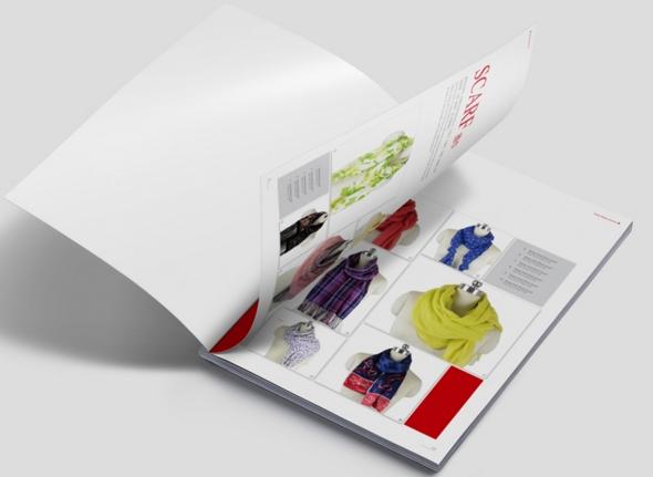 广州提供产品画册印刷 广州整木画册设计制作