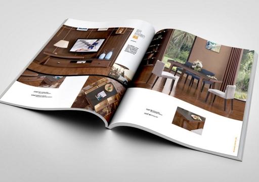广州服装画册印刷厂家 广州供销专业书刊画册印刷