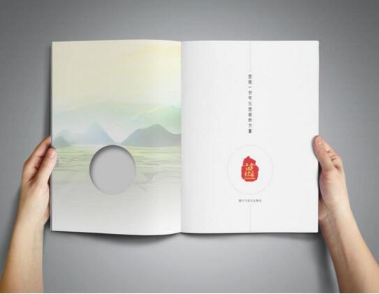 广州广告画册印刷价格 广州党建画册设计制作