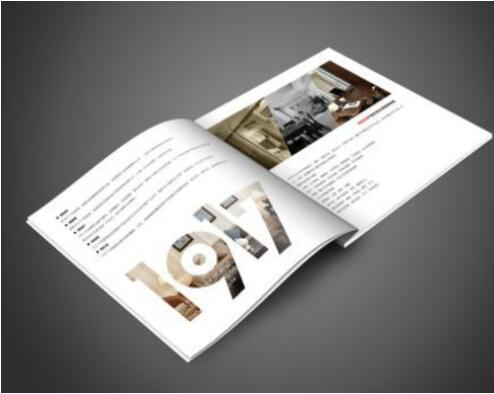 广州LED画册设计印刷 广州新型企业画册书刊样本印刷
