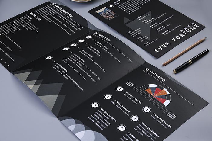 广州房地产画册印刷公司 广州企业画册印刷的意义