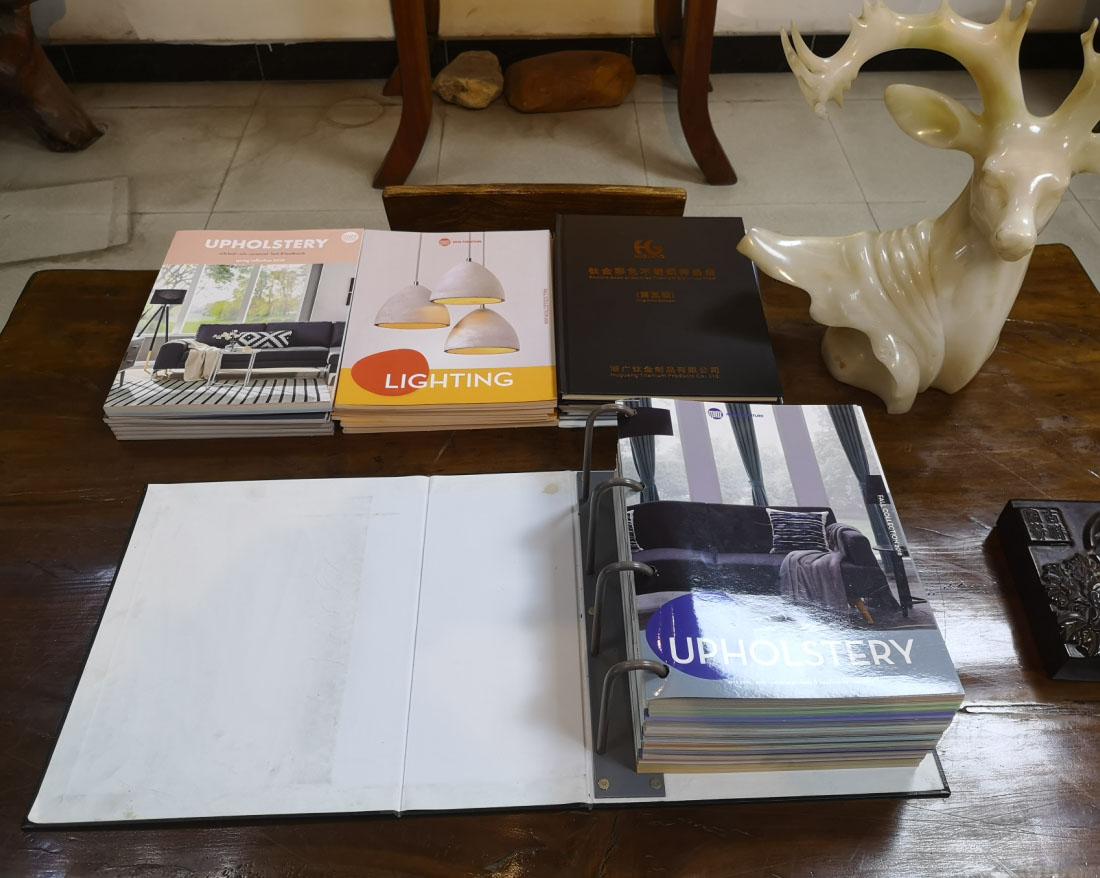 广州印刷厂简介 广州做成跨页的画册如何印刷