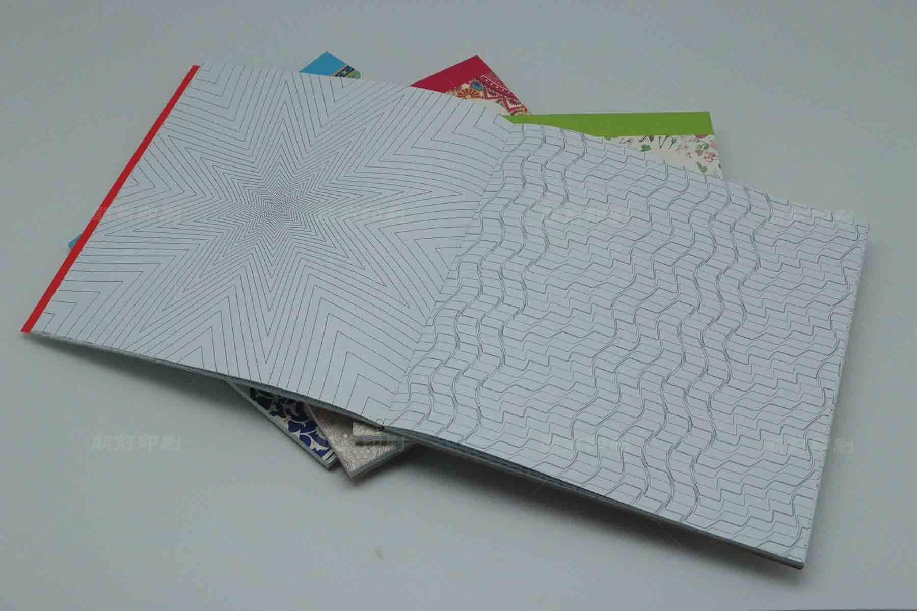 广州画册单页印刷厂家 广州公司画册印刷