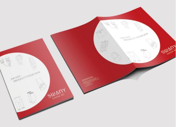 广州公司画册采用什么纸印刷