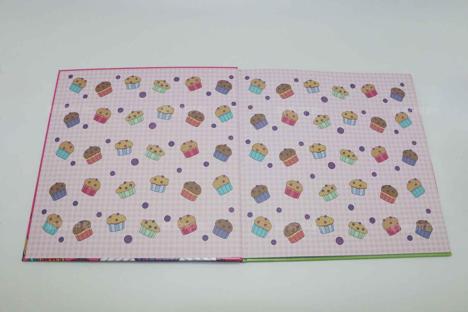 广州公司画册设计印刷厂家 广州画册设计印刷收费