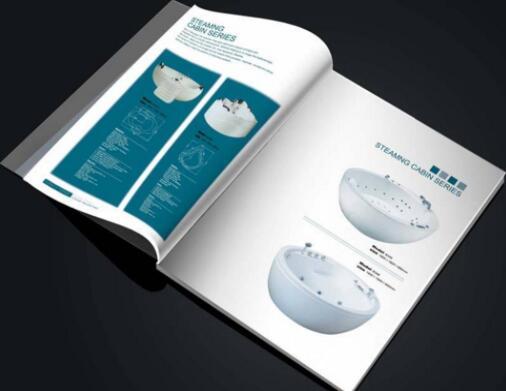 广州工作服画册设计制作 广州公司画册印刷制