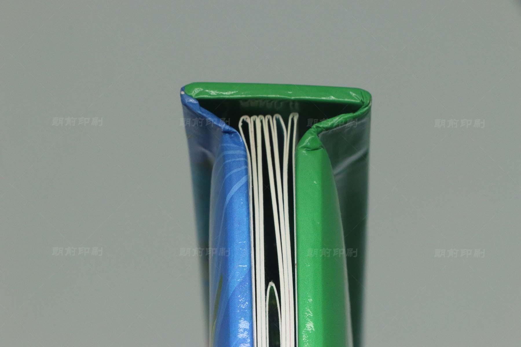 广州画册设计跨页如何印刷 广州手提袋画册印刷公司