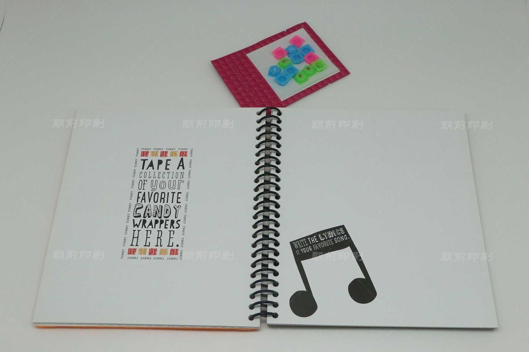 广州电脑画册制作公司 广州公司宣传画册印刷厂家