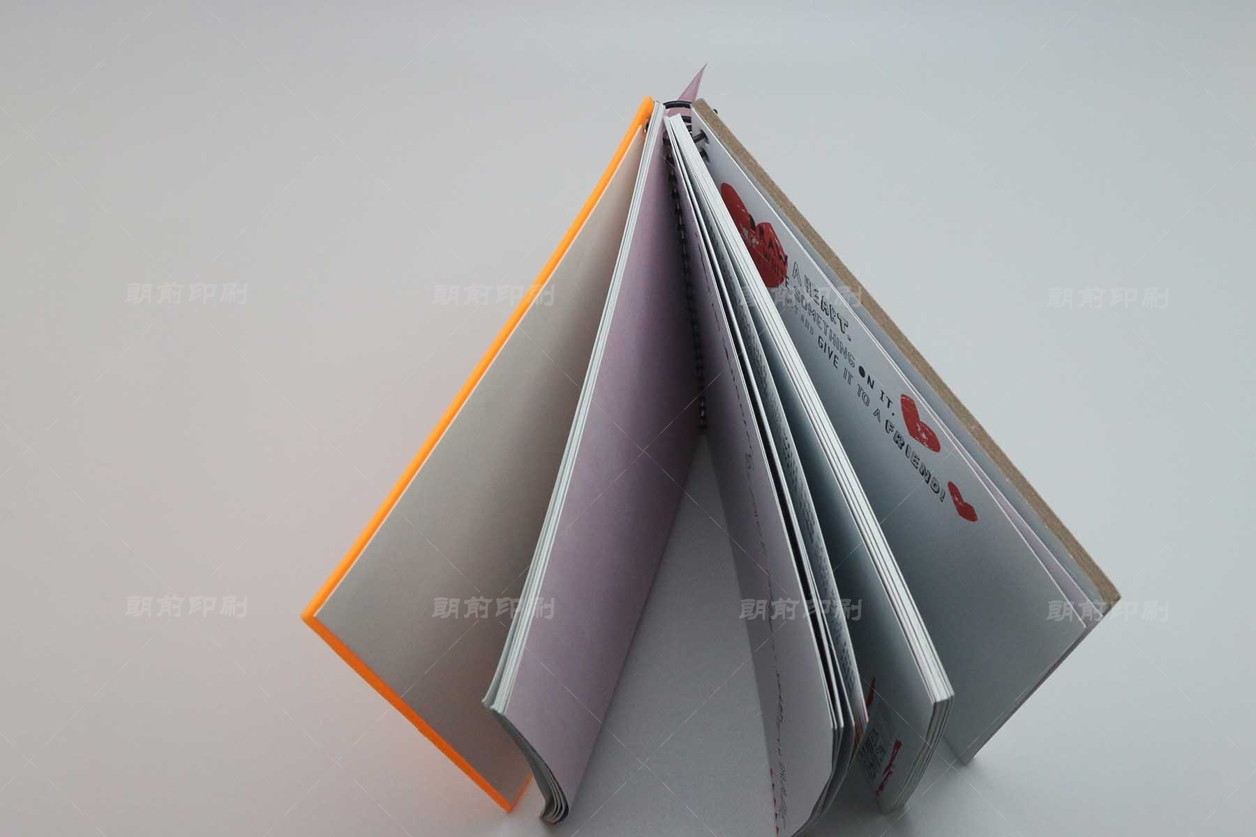 广州企业宣传画册设计印刷 广州印刷企业画册设计费用