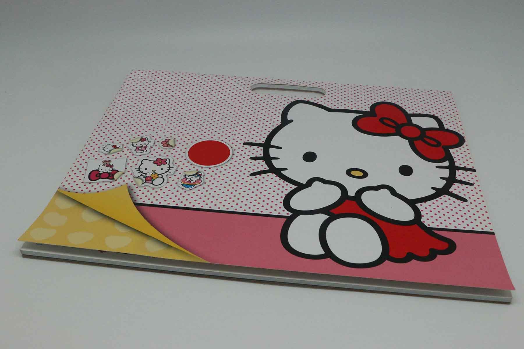 广州企业画册印刷供应