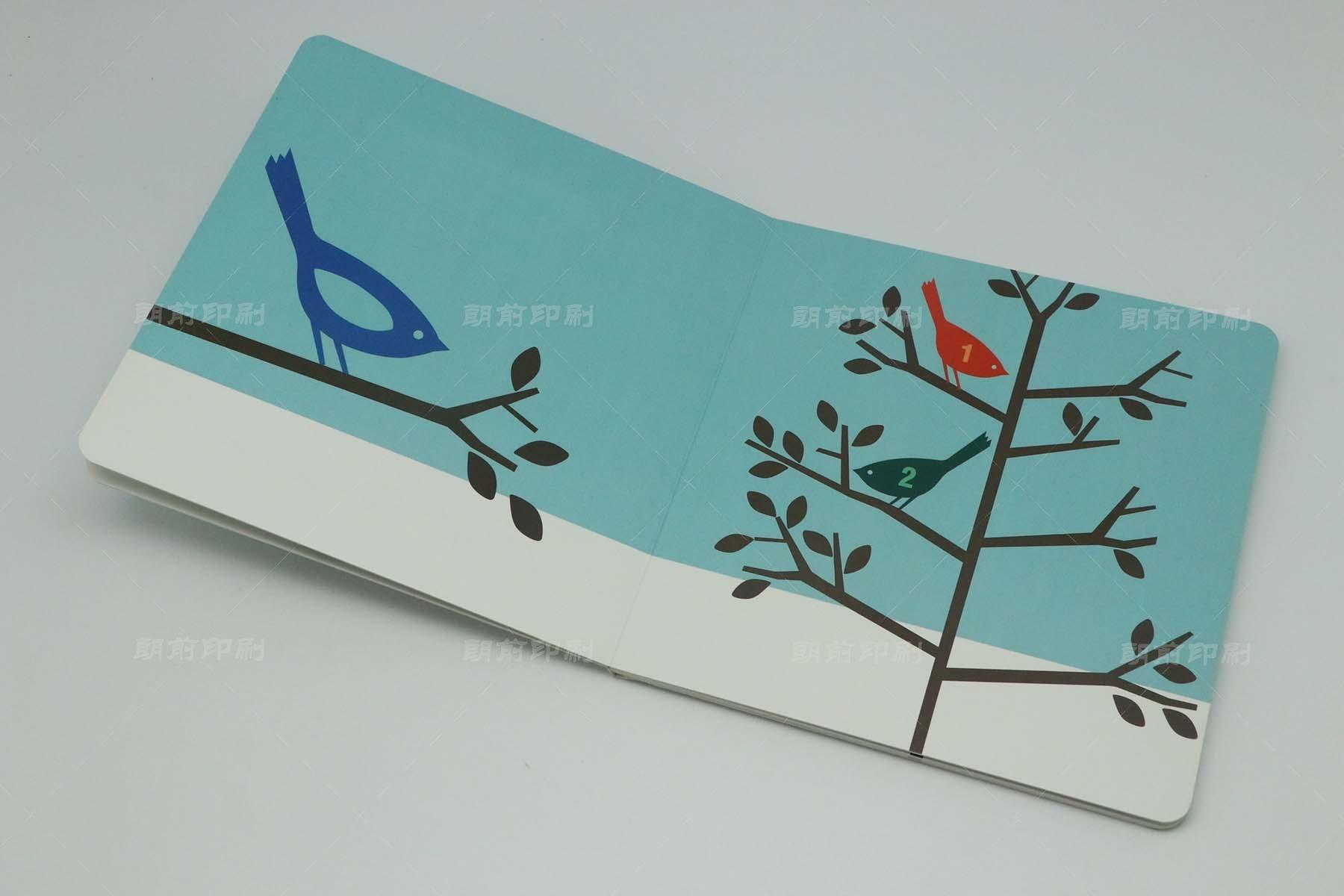 广州企业画册印刷品