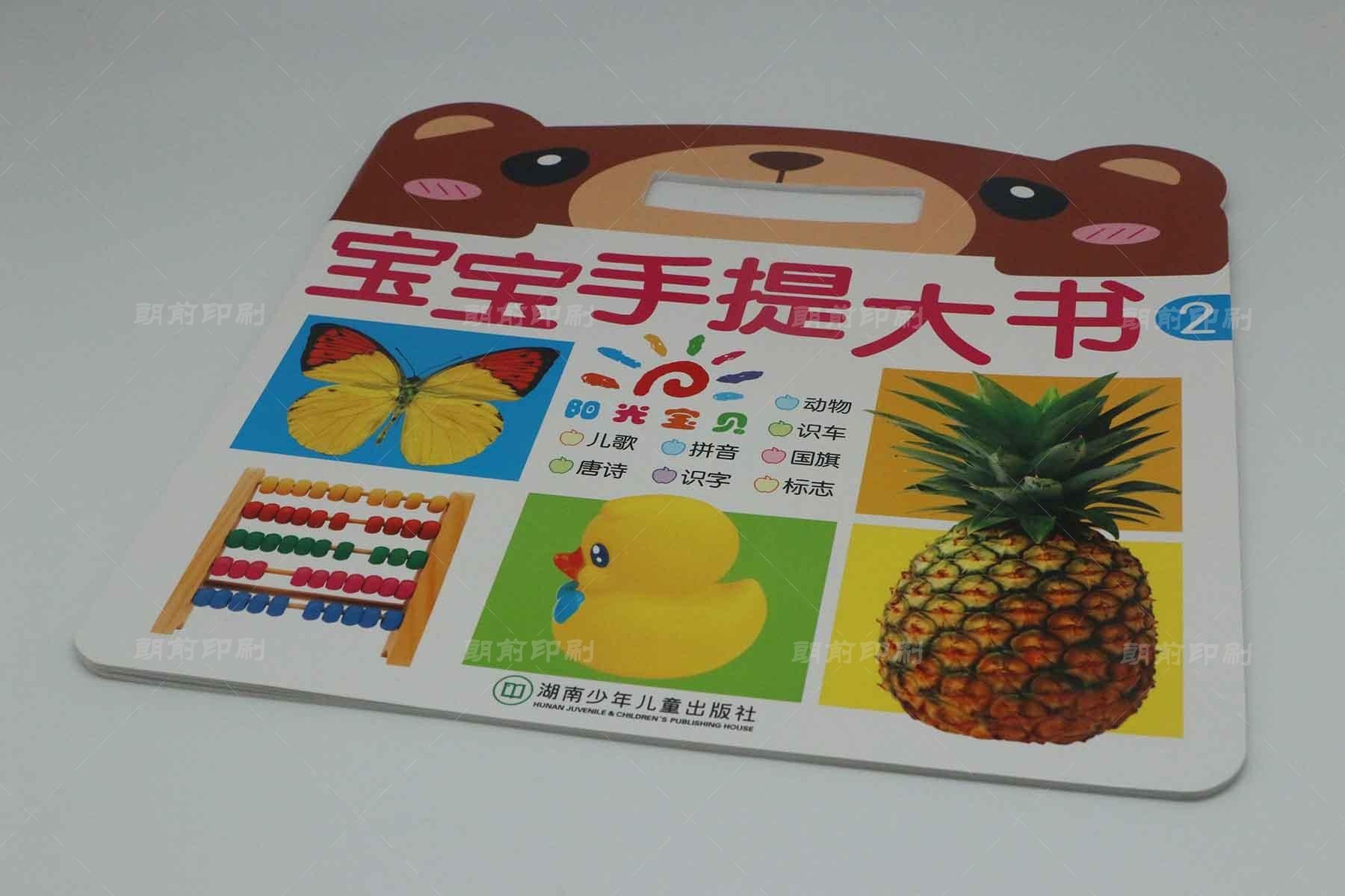 广州公司产品画册印刷设计
