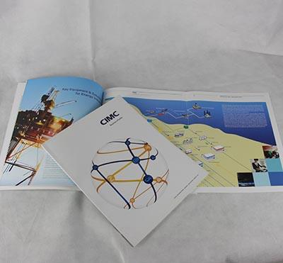 广州画册、杂志的设计印刷 广州企业画册设计印刷作品
