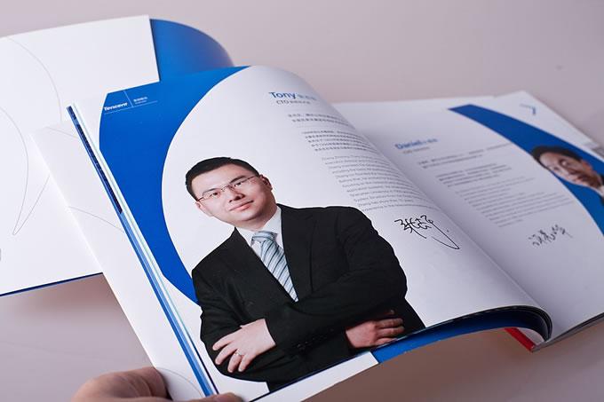 广州印刷画册黑色是多少 广州企业画册印刷