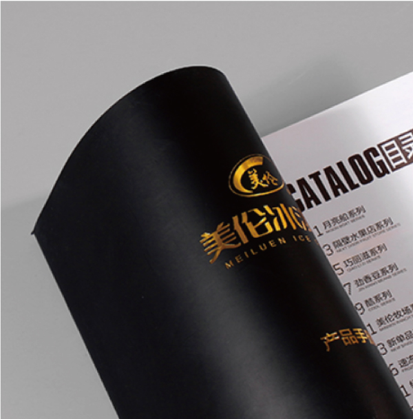 广州精品企业画册印刷