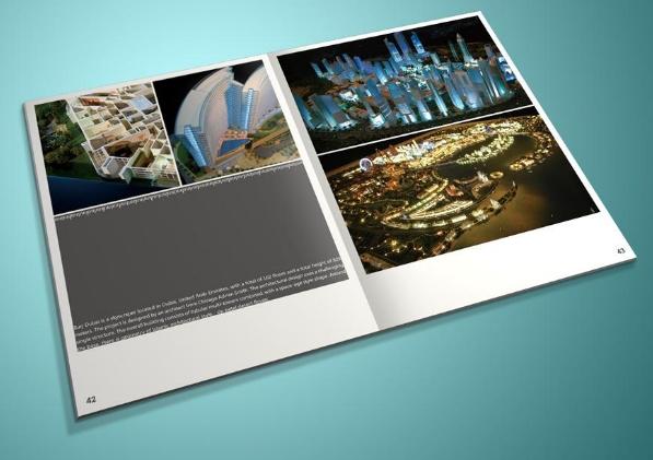 广州企业画册印刷的纸质