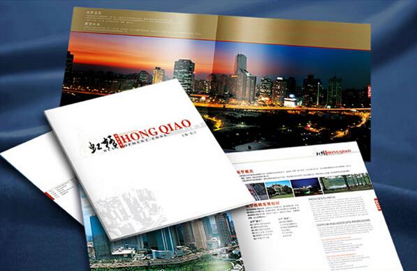 广州书刊画册印刷设计厂家 广州印刷画册一页多少钱