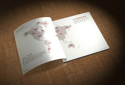 广州橱柜画册设计印刷 广州画册印刷价格行情