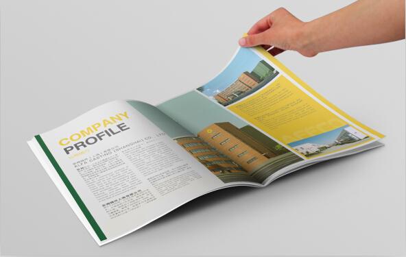 广州画册印刷设计企业 广州制作画册的公司