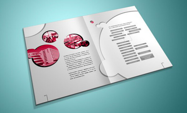 广州优质的专业画册印刷厂家 广州图文画册制作公司