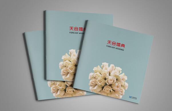 广州宣传册画册设计印刷 广州宣传画册黑白印刷公司
