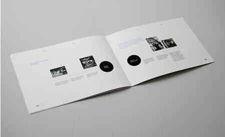 广州企业画册印刷报价单