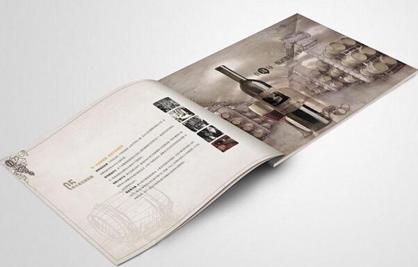 广州政府招商画册设计印刷