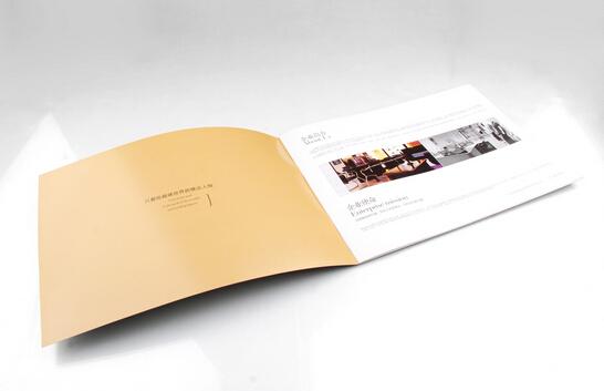 广州画册设计印刷报价书 广州广告印刷