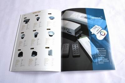 广州印刷书刊报纸画册 广州公司画册印刷