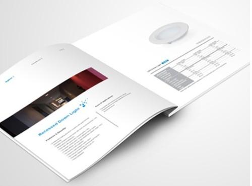 广州公司画册设计制作