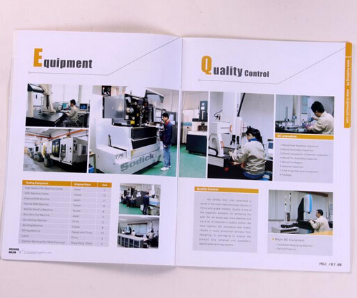 广州广告画册设计印刷案例 广州印刷报价