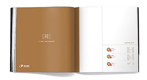 广州印刷包装公司画册