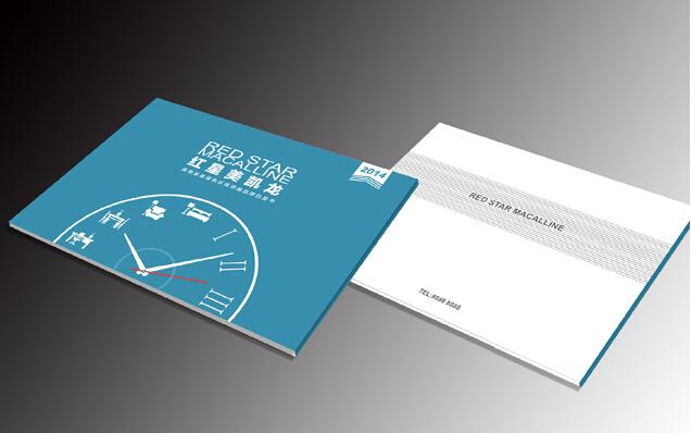 广州画册多少页可以印刷 广州印刷公司