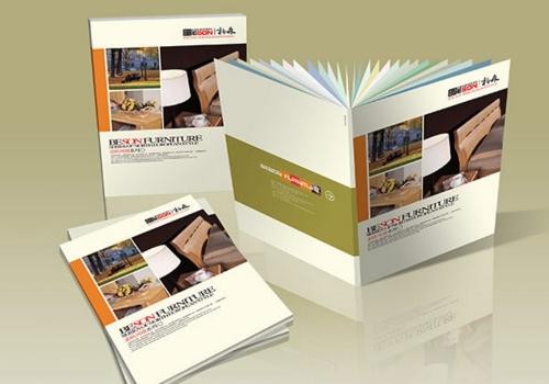 广州企业画册设计印刷价格