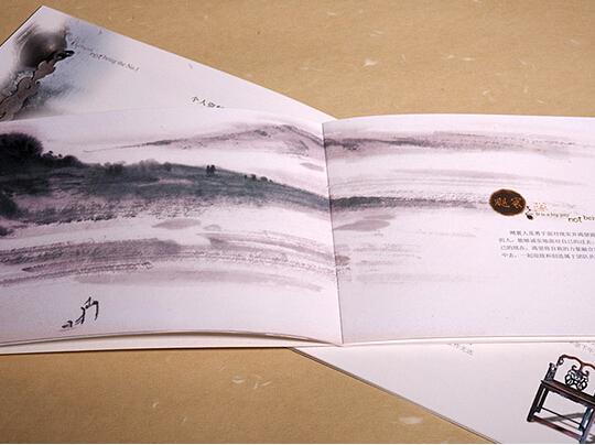 广州UV画册印刷 广州宣传册印刷画册设计制作