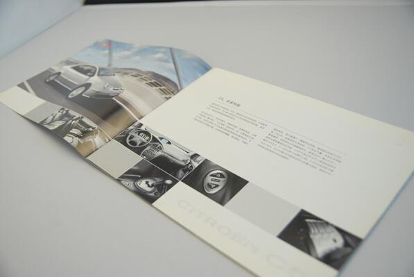 广州花卉企业画册设计印刷 广州简易画册设计制作