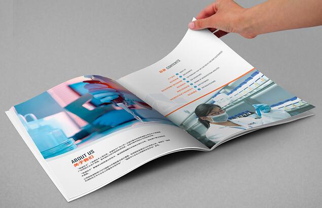 广州印刷设计 广州印刷画册多少本