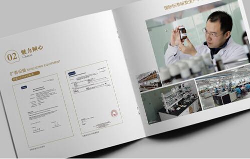 广州画册设计制作收费 广州画册设计印刷