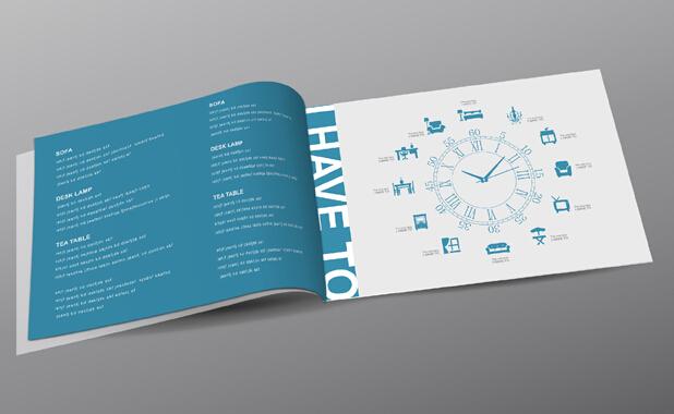 广州印刷个人画册设计 广州专业画册印刷公司