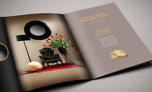 广州彩页画册印刷价格 广州50p画册印刷价格