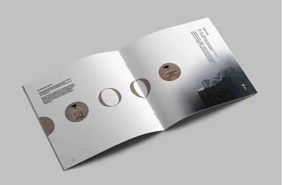 广州专业印刷公司宣传画册